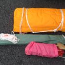 6人用の防災テント未使用 ※5セットあります