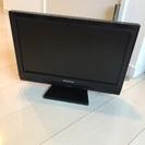 16型液晶テレビ