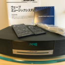 【美品】BOSE Wave Music System ガラス台座 ...
