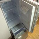 167l 冷蔵庫 冷凍庫 シャープ 未使用に近い