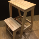 生活クラブ推薦の木製折り畳み踏み台