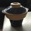 一人土鍋セット 新品未使用