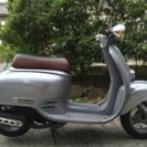 50ccの2スト原付(ホンダ、ジョルノ)