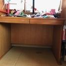 【キャンセル待ち】女の子が使用した勉強机