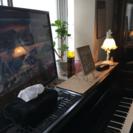 ピアノレッスン☆生徒さん募集~無料体験レッスンもございます☆彡.。