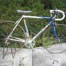 旧車ビンテージ ロードバイク パナソニック(要整備)