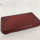 3DS LL メタリックレッド ソフト二個セット