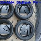 215/60 R17 ヨコハマ BluEarth 2013年製造 ...