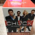 海外ドラマ「CHUCK」DVDボックス