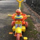 アンパンマン 三輪車