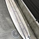 BICサーフボード 10ft 付属フィン リーシュ 3点セット