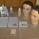 美容師国家試験用教材