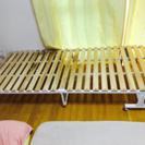 折りたたみすのこベッド