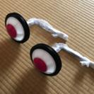 新品未使用 自転車のコマ 補助輪