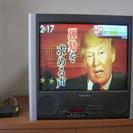 東芝VHSテレビデオ