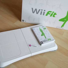 wii fit*ボード、ディスク
