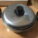 新品ステンレス鍋