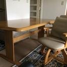 ダイニングテーブル 椅子6脚セット