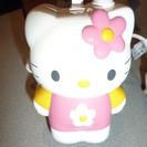 キティちゃんのエアーポンプ