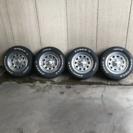225/60 R16 タイヤ ホイールセット