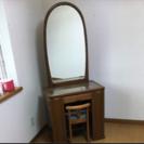 大塚家具 ドレッサー 鏡台