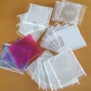 CDケース(種類バラバラ)