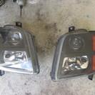 ワゴンR    純正ヘッドライト左右   フロントバンパー