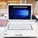 ☆NEC PC-LL550KG(ネット加入で更にオトクに!)