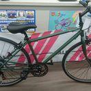 激安セール シンプルなクロスバイク