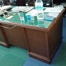 社長さんにぴったりの机です