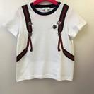 美品 GUCCI キッズ 36m Tシャツ グッチ ホワイト
