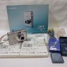 Canon デジカメ IXYデシタル70 【お得なバッテリー2個付...