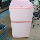 2ドア冷蔵庫 ナショナル 78L 小型一人用 17.5.26