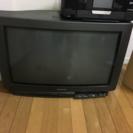 28型日立ブラウン菅テレビ