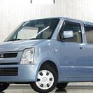 【誰でも車がローンで買えます】H17 ワゴンR  FX 青 完全自...