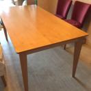 テーブル 160×80×高さ70