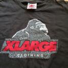 XーLARGEのTシャツ