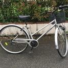 27インチの6速自転車 無料 あげます