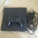 【値下げ】PS4本体。