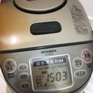 三菱IHジャー5合炊き09年製