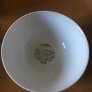 未使用 白い丸ボール皿