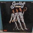 LPレコード クリーム「Good Bye」(1969年-原盤)国内...