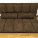 ソファーベッド セミダブルサイズ