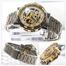 ♡新品自動巻き♡超かっこいい腕時計♡