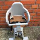✌️交渉中です✌️自転車の子供乗せ椅子(前)