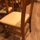しっかりした椅子です!