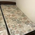 シングルサイズ ベッド マットレス