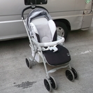 【Aprica】乳幼児ベビーカー