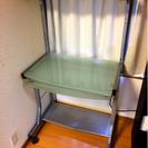 【1000円】シンプルでおしゃれなパソコンデスク欲しい方【愛知、西...