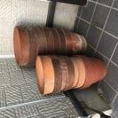 植木鉢15cm、18.5cm合計50個